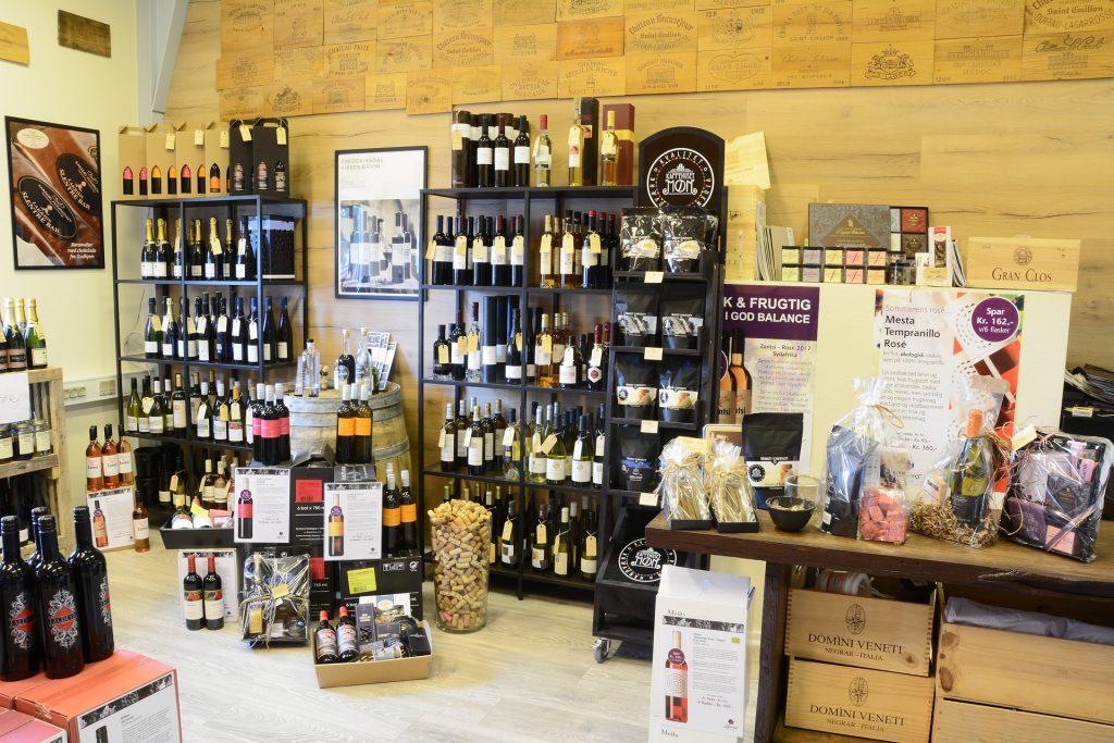 Altinus Vin - butik